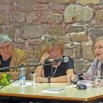 María Antonia Velasco presentó su libro 'La Cabeza y un zapato' en Sigüenza