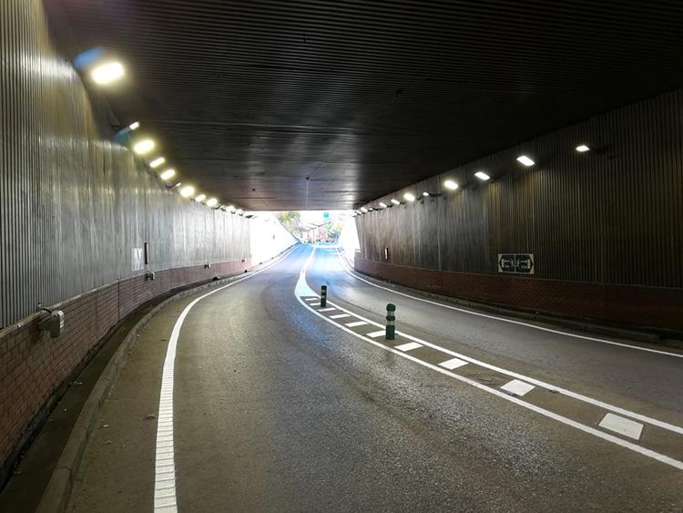 Túnel de Aguas Vivas