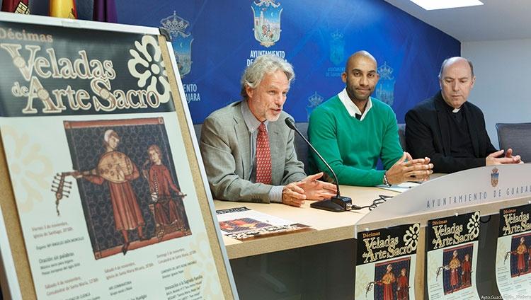 Presentación de las Veladas de Arte Sacro en su décima edición