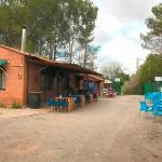 Según en PSOE, la terraza del minizoo está abierta sin contrato administrativo