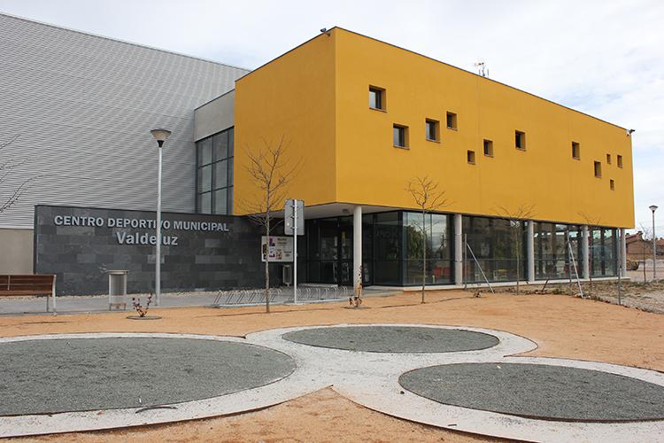 Centro Deportivo Municipal de Valdeluz