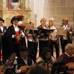 La Alcarria le cantó a la Navidad en Almonacid de Zorita