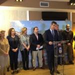 El ayuntamiento se propone pavimentar caminos para liberar los accesos al hospital
