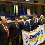 """Guadalajara recoge en Bruselas la bandera que le reconoce como """"Ciudad Europea del Deporte 2018"""""""