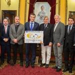 """Guadalajara recibirá mañana en Bruselas la bandera que la distinguirá como """"Ciudad Europea del Deporte 2018"""""""