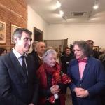 La obra del José de Creeft ya se expone en el Palacio de la Cotilla