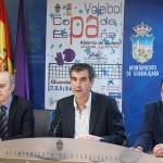 Guadalajara acoge la Copa de España de Voleibol y el All Star Femenino con más de 2.600 deportistas