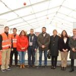 CaixaBank donará dos euros a Cruz Roja por cada niño que patine en la pista de hielo de Azuqueca