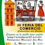 Un total de 26 empresas e instituciones participan en la III Feria del Comercio de Cabanillas del Campo