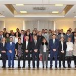 Caja Rural Castilla-La Mancha se reúne en un almuerzo con los medios de comunicación regionales