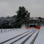 La Diputación activa el Plan de Vialidad Invernal ante la alerta amarilla por riesgo de bajas temperaturas