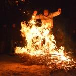 Las Hogueras de la Purísima de Horche volverán, hoy jueves, a iluminar la noche alcarreña