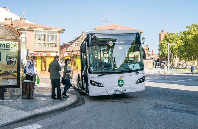 Aumentan los viajeros en la línea Marchamalo Guadalajara