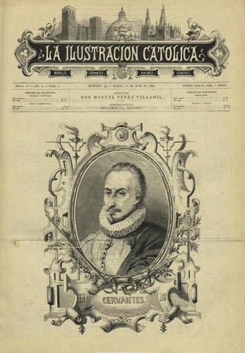 A través de la Ilustración Católica, Pérez Villamil dio a conocer la tierra de Guadalajara a una parte de España