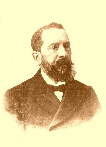 Manuel Pérez Villamil, en sus últimos años