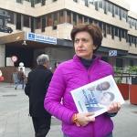 Ana González asegura que Page se ha convertido en el mayor obstáculo para el desarrollo de Guadalajara