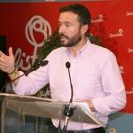 """Escudero: """"Solo el empeño de Román en boicotear al Gobierno regional impide que el aparcamiento del Hospital esté abierto"""""""