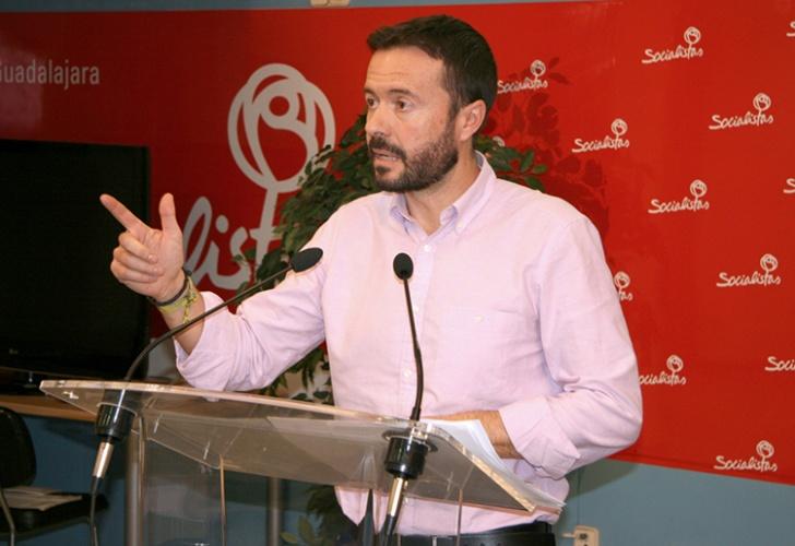 El diputado regional José Luis Escudero
