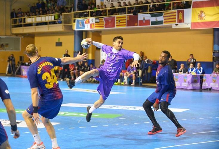 El Quabit Guadalajara logró arrebatar el triunfo al FC. Barcelona