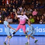 Guadalajara disfruta de la Copa ASOBAL hasta el último segundo ante un superior Barcelona