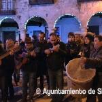 Inaugurada la Plaza de la Rondalla Seguntina