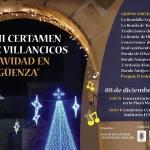 Este viernes, VIII Certamen de Villancicos 'Navidad en Sigüenza'