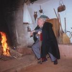 Sinforiano García Sanz, el señor de las botargas