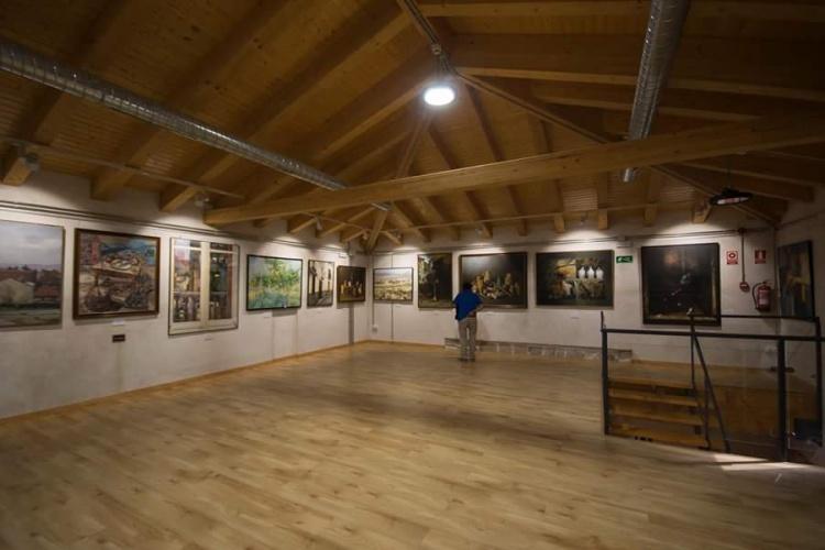 Espacio cultural El Molino en Almonacid de Zorita