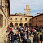 1000 raciones de migas y gachas para celebrar San Sebastián en Pastrana