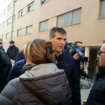 """Román: """"Debemos exigir garantías de seguridad para las familias"""" del edificio desalojado"""