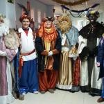Con el desfile de Reyes terminó la navidad en Almonacid de Zorita