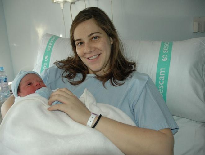 Alonso, segundo bebe de Guadalajara en 2018