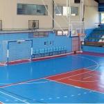 El polideportivo de La Paz tendrá suelo de parqué la próxima temporada