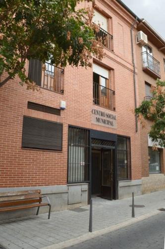 Los Servicios Sociales municipales se ubican en el Centro Social de la calle de Las Eras. Fotografía: Álvaro Díaz Villamil / Ayuntamiento de Azuqueca