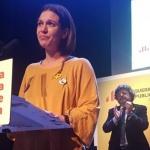 La Audiencia de Guadalajara confirma la sentencia a Beatriz Talegón por vulnerar el honor del alcalde de Cabanillas