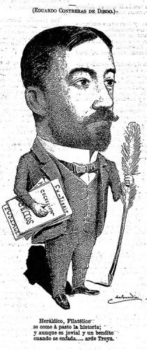 Eduardo Contreras, visto por Jorge de la Guardia