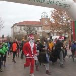 """Cabanillas despidió 2017 a la carrera y con gominolas de """"prenochevieja"""""""