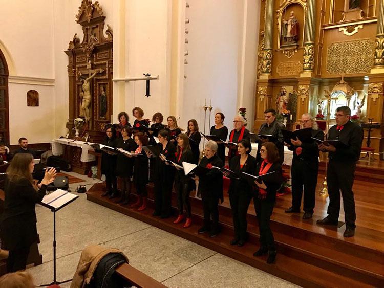 Concierto de la Escuela Municipal de Música de Cabanillas (Foto: Pablo Gómez)