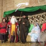 Los Reyes Magos llegan a Cabanillas del Campo