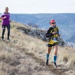 Iván Cabañas y Gema López completaron los 42 kilómetros del Desafío X-Trail Trillo 2018 en poco más de tres horas