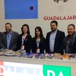 El diputado de Turismo asiste a la inauguración de la 37 edición de la Feria de Turismo FITUR
