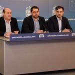 Diputación achaca a la Junta la mala ubicación del stand en FITUR