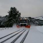 Suspendidas 15 rutas escolares en la provincia por el temporal