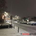 Nieva en Guadalajara