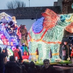 La Cabalgata de Reyes de Marchamalo se sobrepuso a la amenaza de lluvia