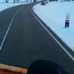 Fomento hace balance del paso de temporal de nieve por la región