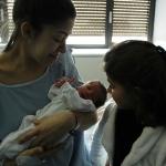 Oliver, el primer bebé del 2018 en Guadalajara