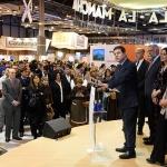 Page anuncia en FITUR la creación de tres nuevas hospederías, entre ellas Brihuega