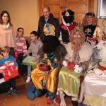 Los Reyes Magos también han visitado Pareja