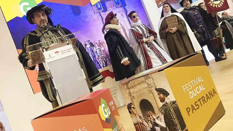 Presentación del Festival Ducal de Pastrana en FITUR